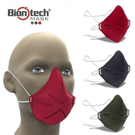 Masque moulé - Lot de 3...